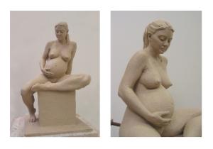 Tanya's pregnant women